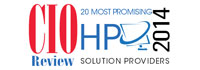 20 Most Promising HP Solution Providers - 2014